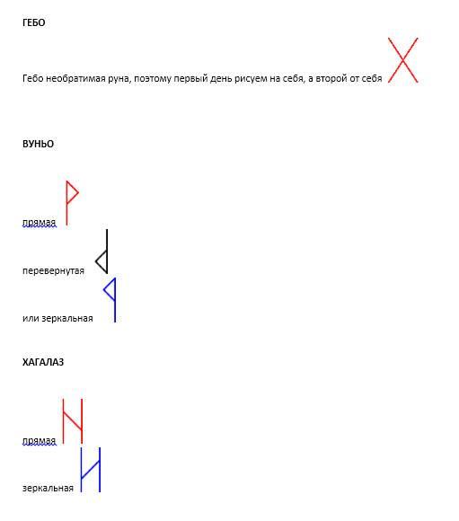 Рунические формулы для привлечения клиентов и удачу в работе