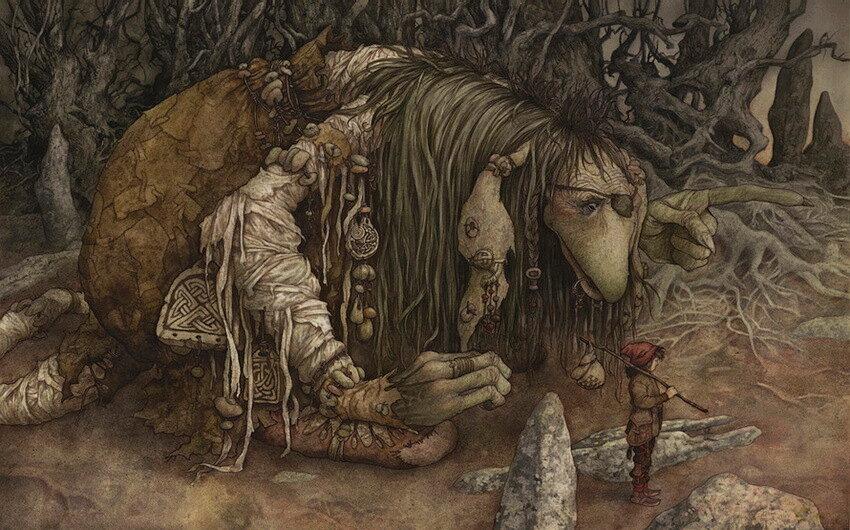"""Трудности перевода: """"dwarf, дворф или гномы?"""""""