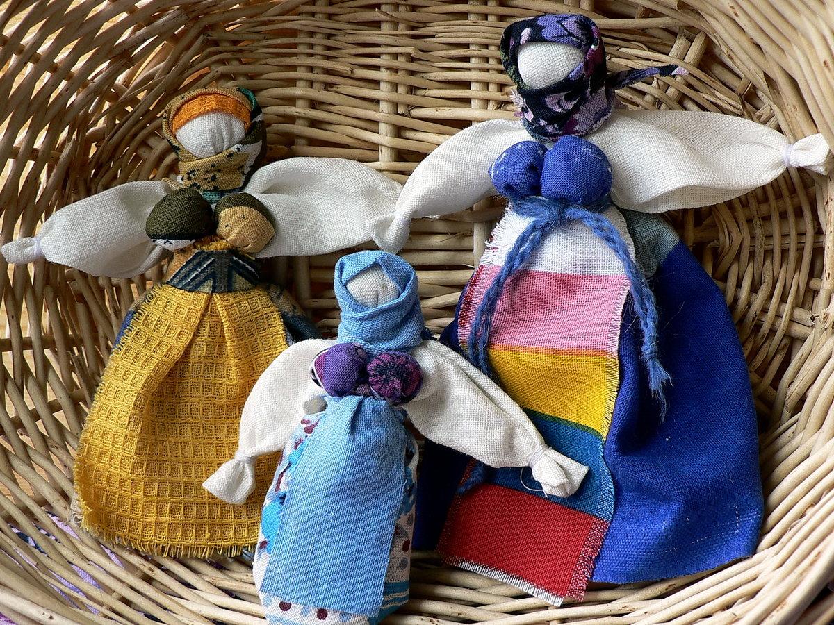 Кукла десятиручка своими руками – значение и мастер классы