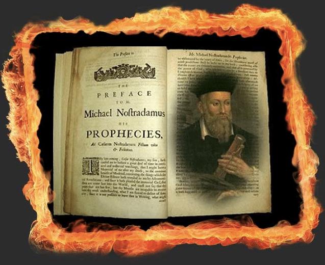Центурии нострадамуса читать с комментариями. катрены нострадамуса — загадки сквозь века. несколько строк из биографии пророка