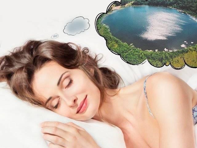 К чему снится озеро: мнения сонников :: syl.ru