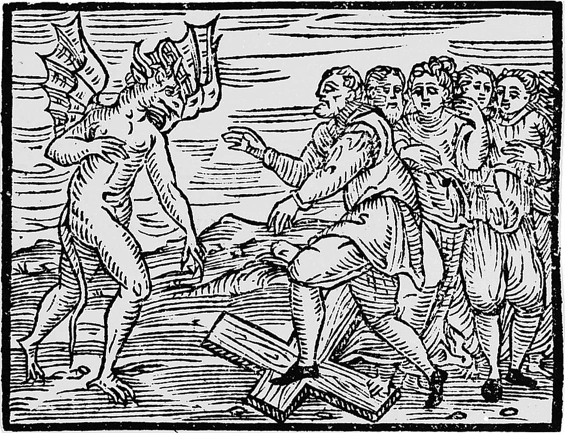 Коварство лицемерного беса — какими бывают эти представители нечистой силы