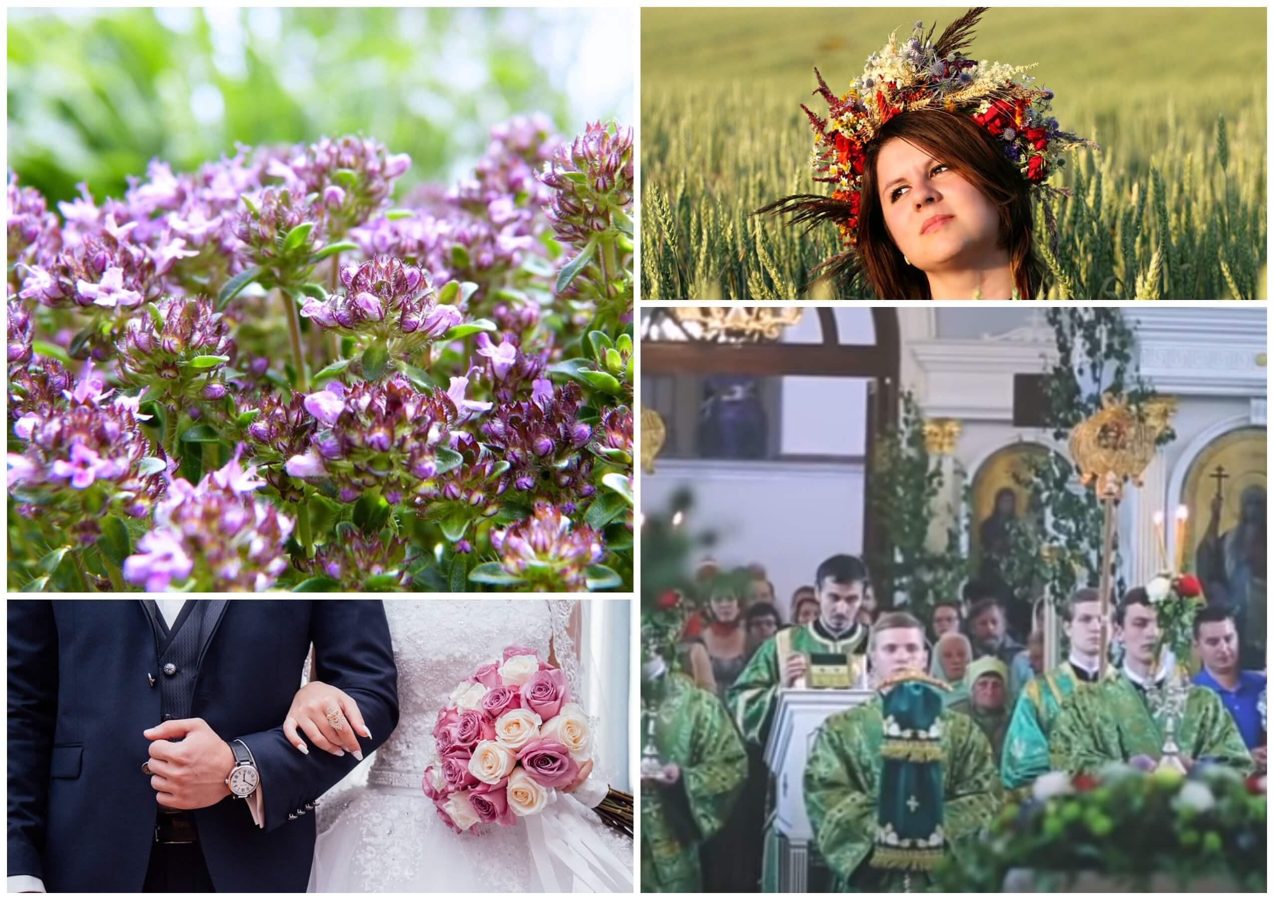 История и традиции праздника троицы. народные гуляния на троицу :: syl.ru