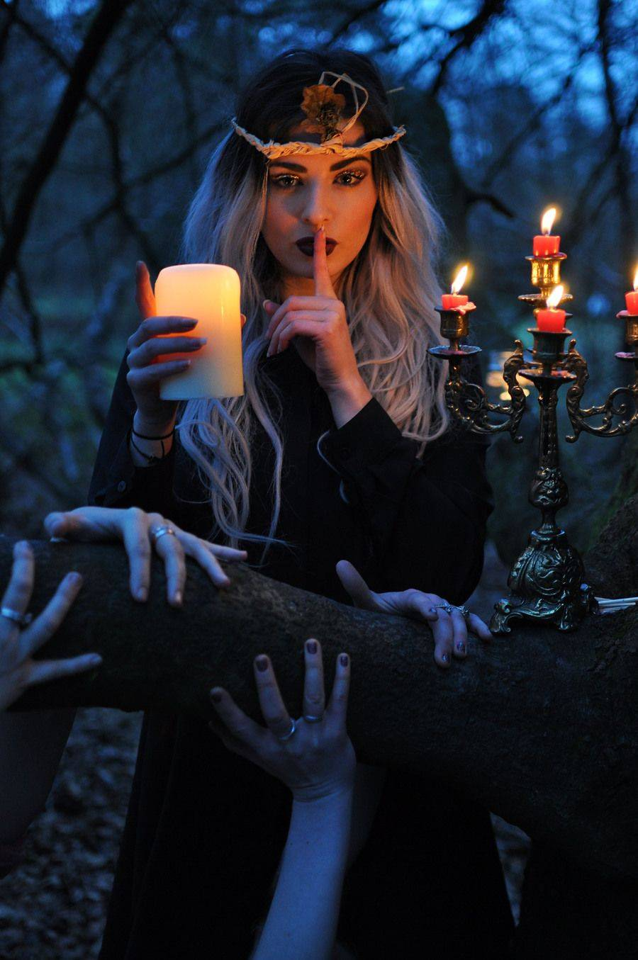 2 специальных обряда, как стать ведьмой — нло мир интернет — журнал об нло