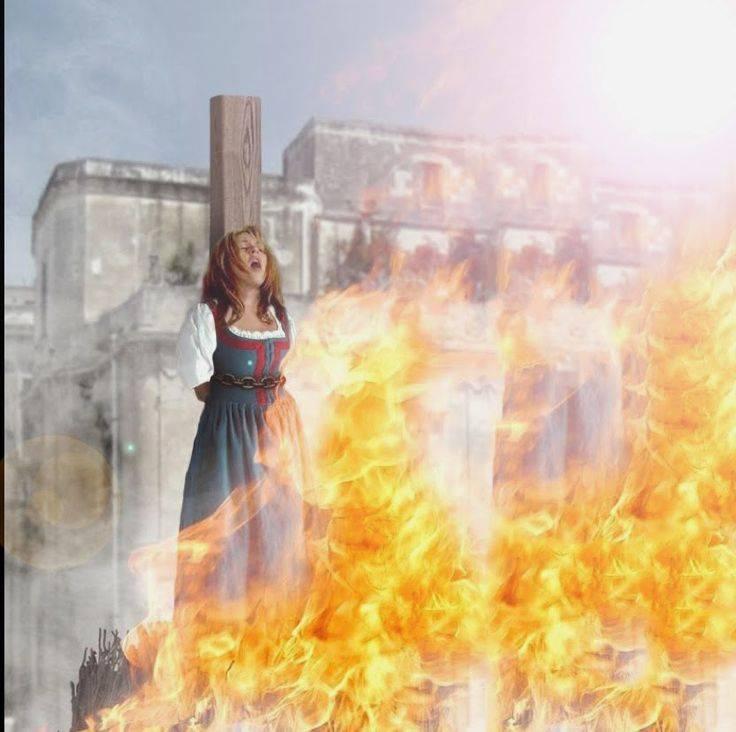 Книга сжечь ведьму!, глава сжечь ведьму!, страница 1 читать онлайн