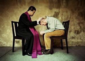 Молитва причащения читать дома