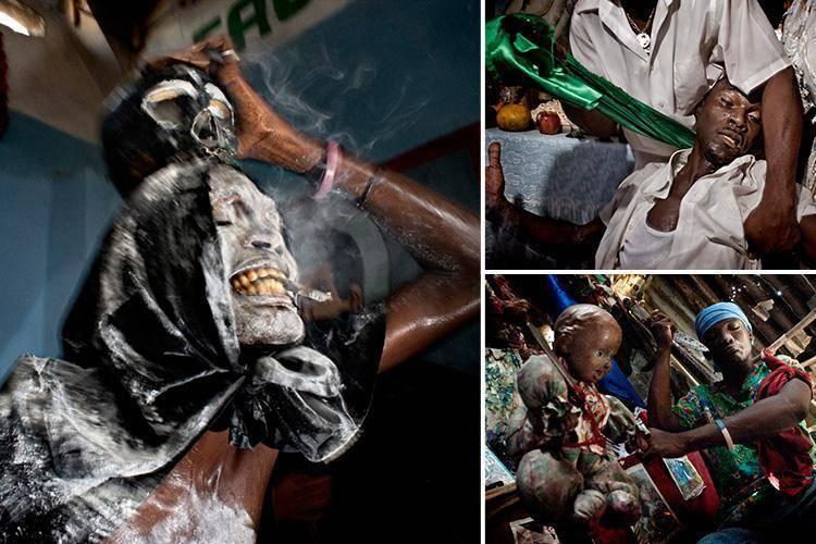 Религия Йоруба — основа культа Вуду на Гаити