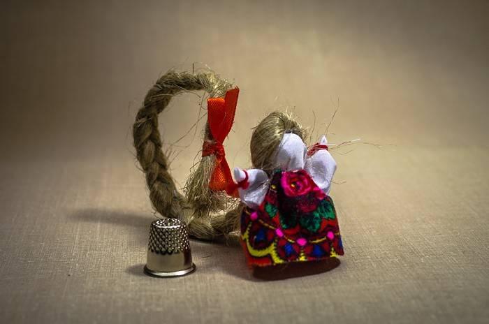 Методическая разработка мастер – класса «куколка на счастье» (русская традиционная кукла) для детей и родителей - начальные классы, мероприятия