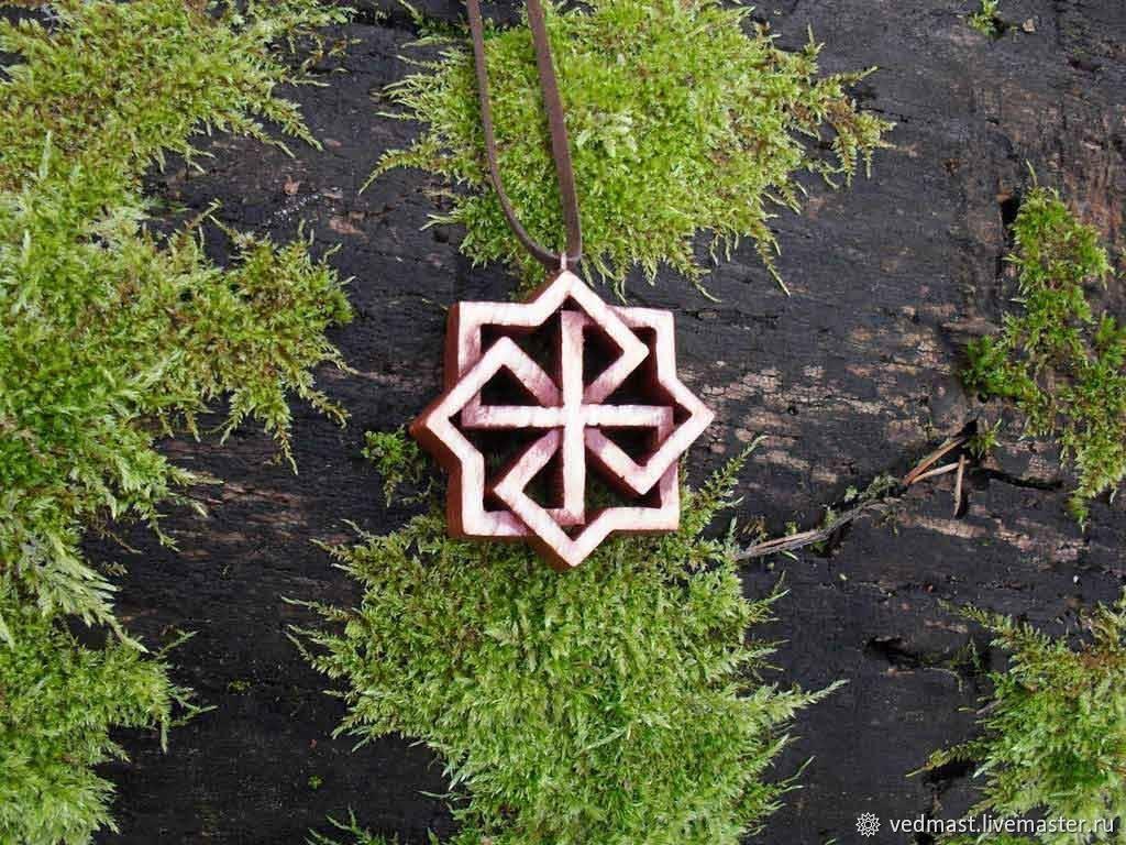 Значение славянского оберега молвинец