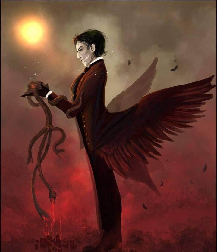 Ангел анаэль и отождествляемые с ним архангелы и демоны