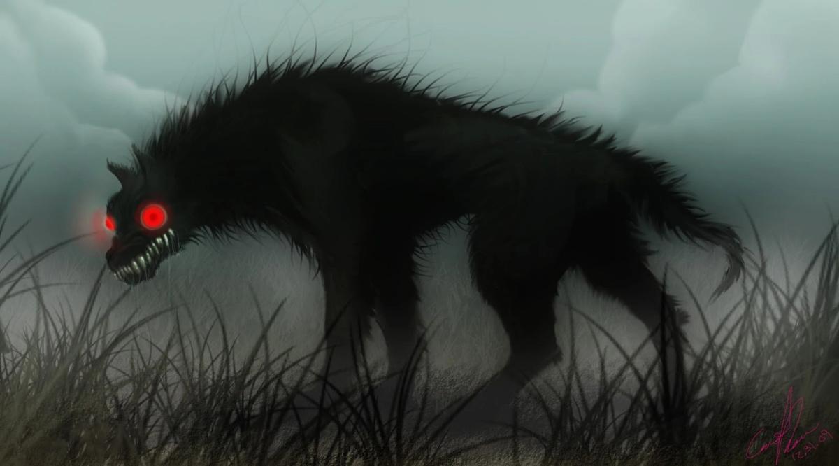 Пес-призрак
