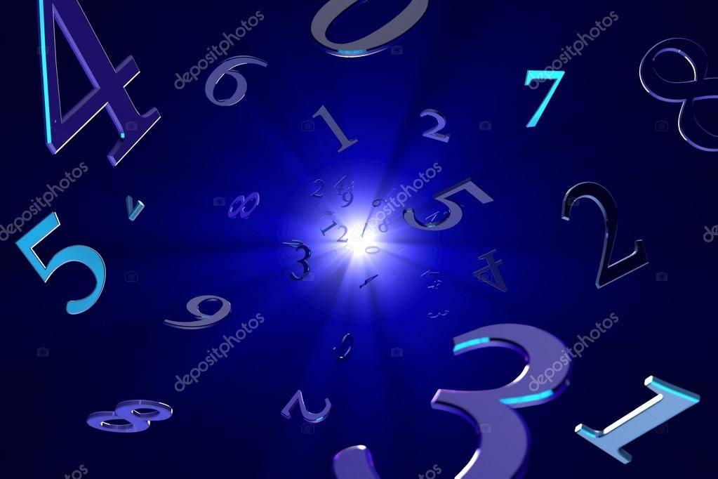 Магические числа для привлечения денег (5 фото)