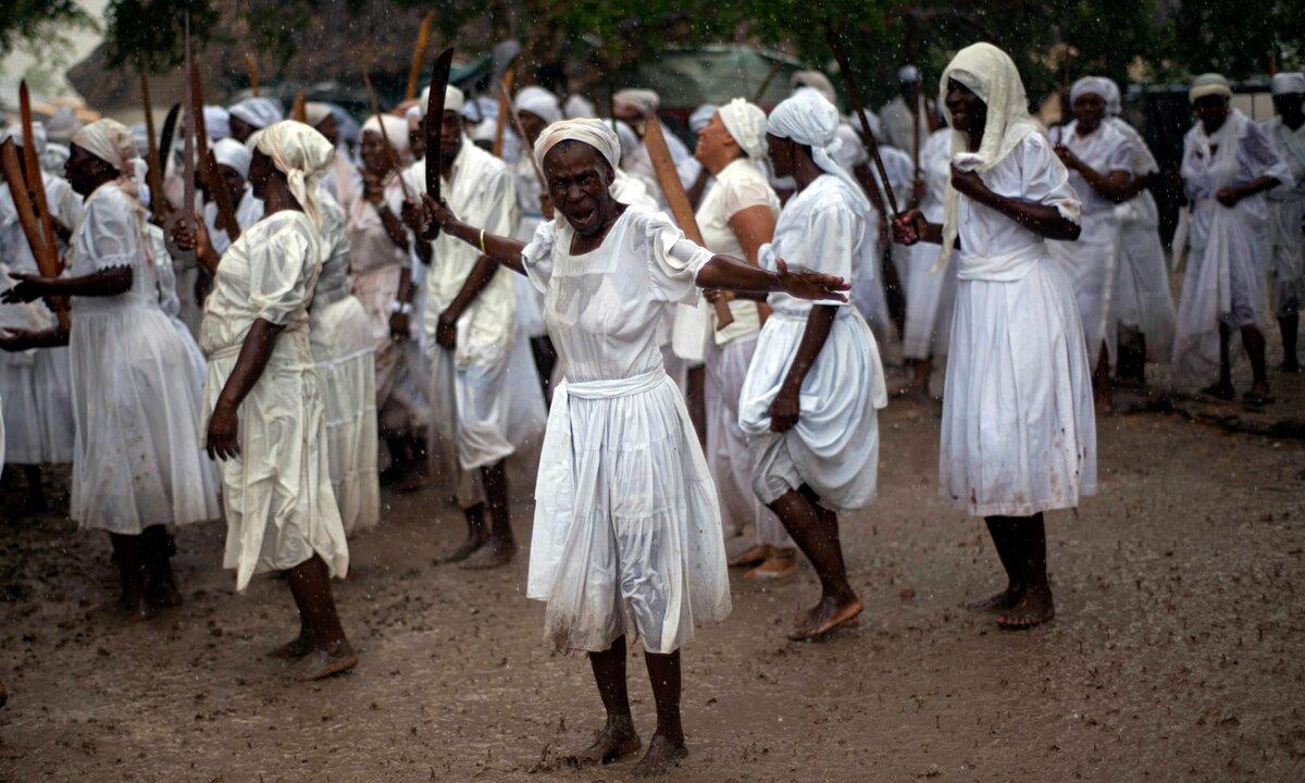 Религии африки — википедия переиздание // wiki 2