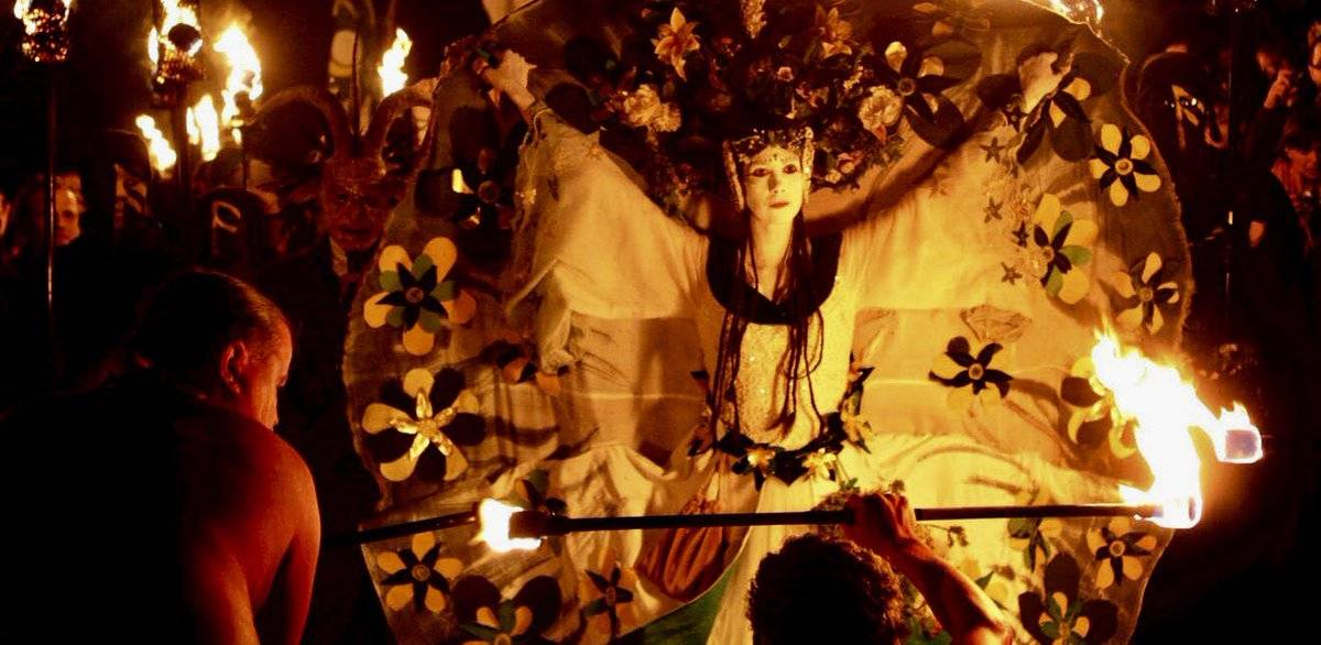 Самайн - кельтский праздник | обряды и ритуалы на самайн