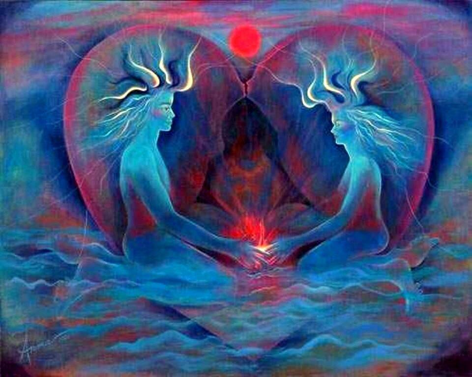 Эгрегор любви и другие энегроструктуры, влияющие на отношения | магия любви