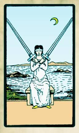 3 мечей таро тота: значение и толкование карты