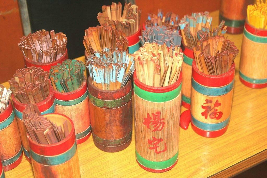 Простое гадание на китайских палочках гуань инь (значение и толкование)