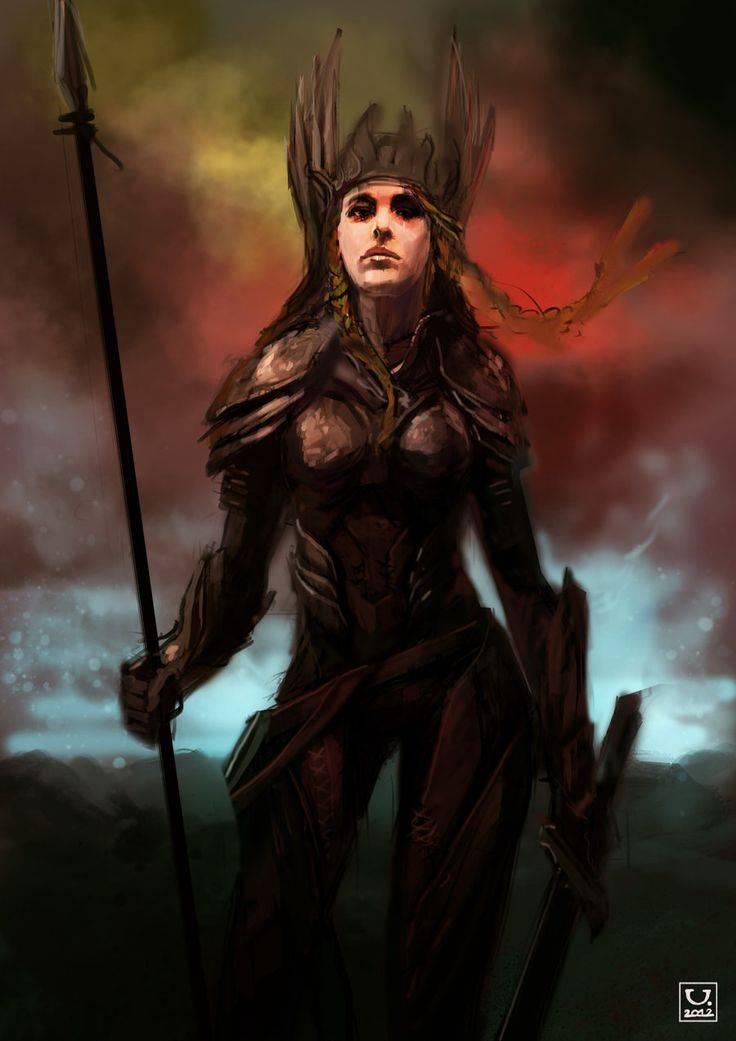 Гайд god of war — где найти всех валькирий и как их убить