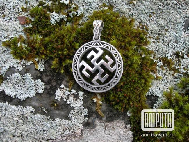 Славянский оберег «одолень-трава»