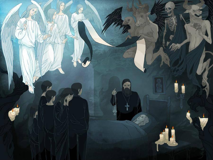 Видят ли нас умершие после смерти родственники, можно ли общаться с мертвыми, помогают ли они нам в жизни