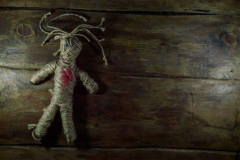 Кукла вуду - как сделать своими руками и как ею управлять?
