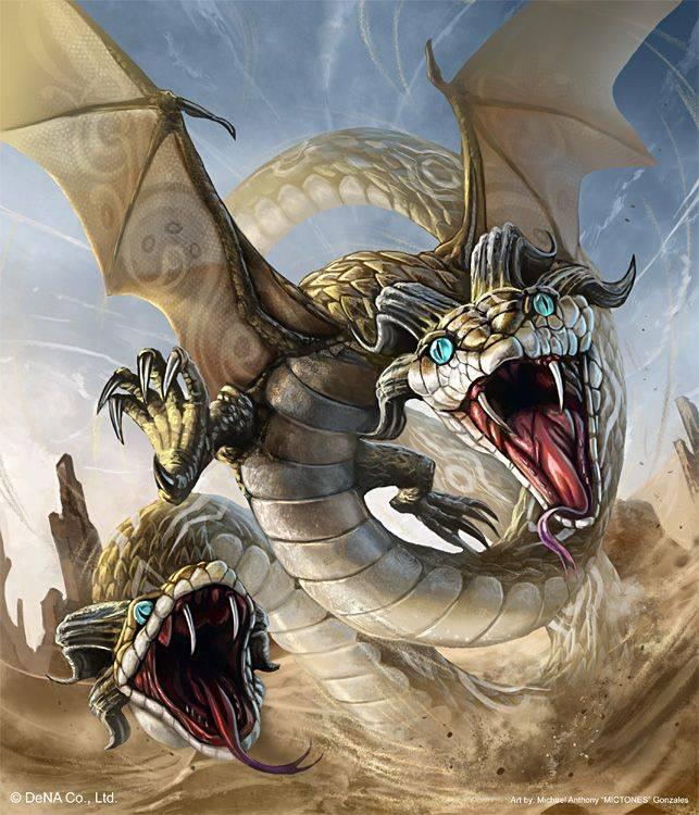 Амфисбена — двуглавая змея из древнегреческих мифов. двуглавые змеи где встречаются двухголовые змеи