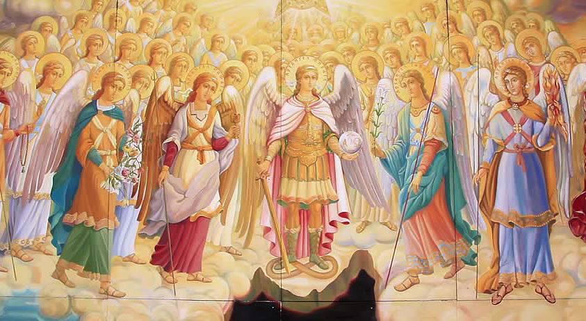 Чем отличаются ангелы и архангелы