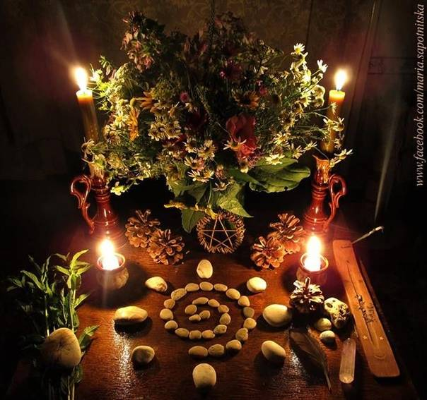 Лугнасад - древнейший праздник земли у кельтов | мусагет