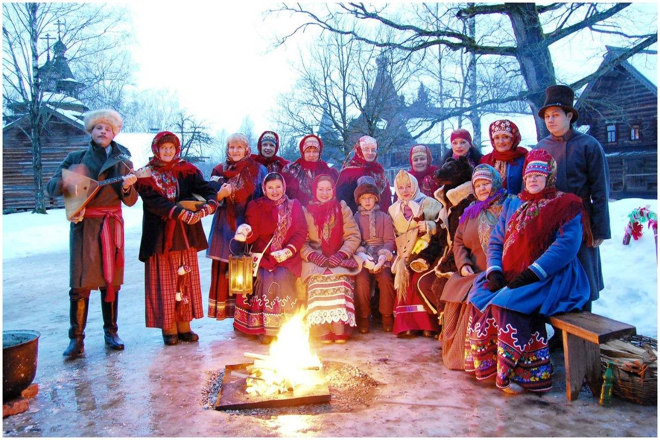 Славянские традиции гадания в январе — весело, познавательно, а порой и страшно. с помощью зеркала. в чём магия январских праздников