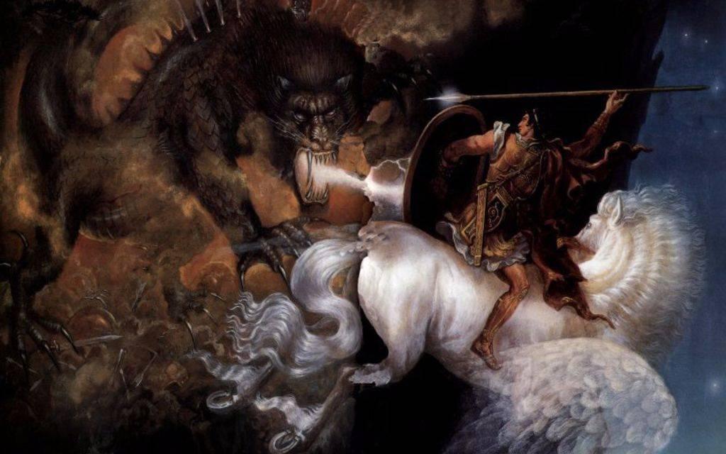 Боги и герои - пелопс, сизиф, салмоней - мифы древней греции