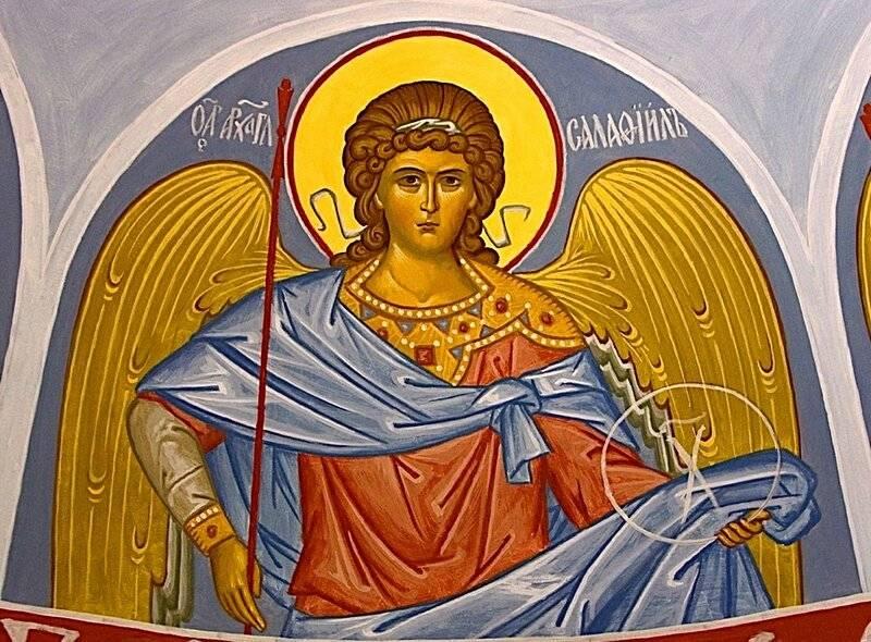 Молитва о согласии между мужем и женой архангелу варахиилу – покровителю благочестивых семейств, небесным чинам бесплотным