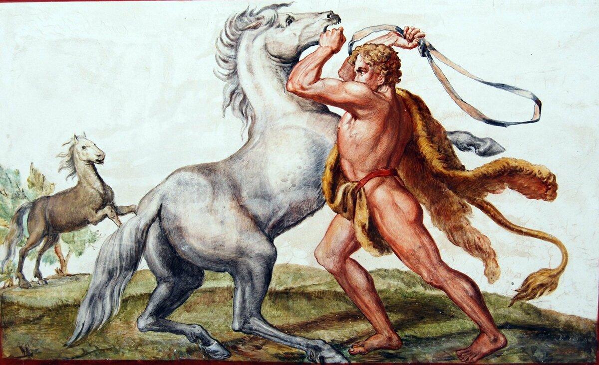 5 самых кровавых мифов древней греции  (18+)