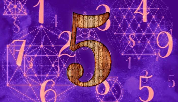 Число 5 в нумерологии (значение)