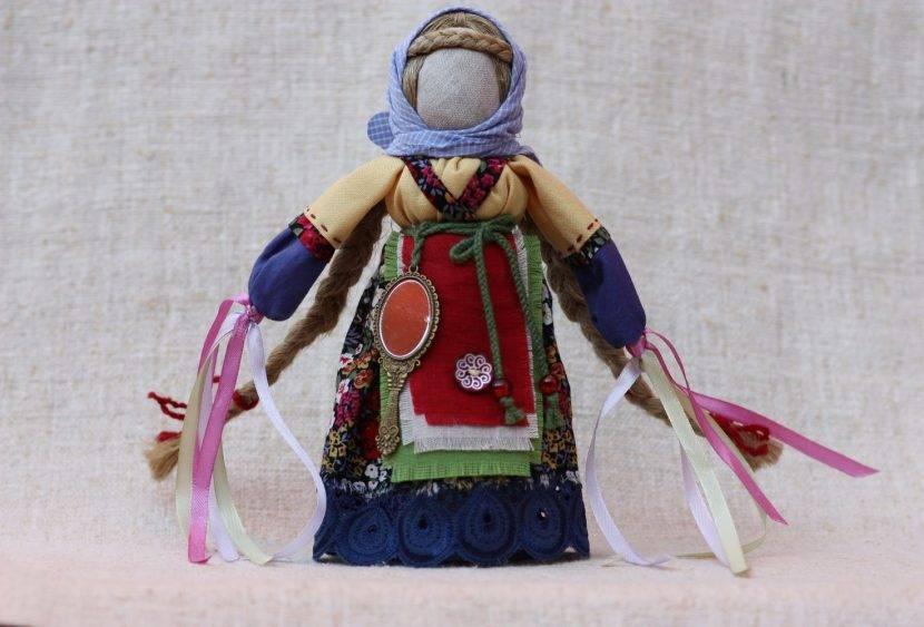 Кукла травница кубышка – защитница здоровья и хорошего сна