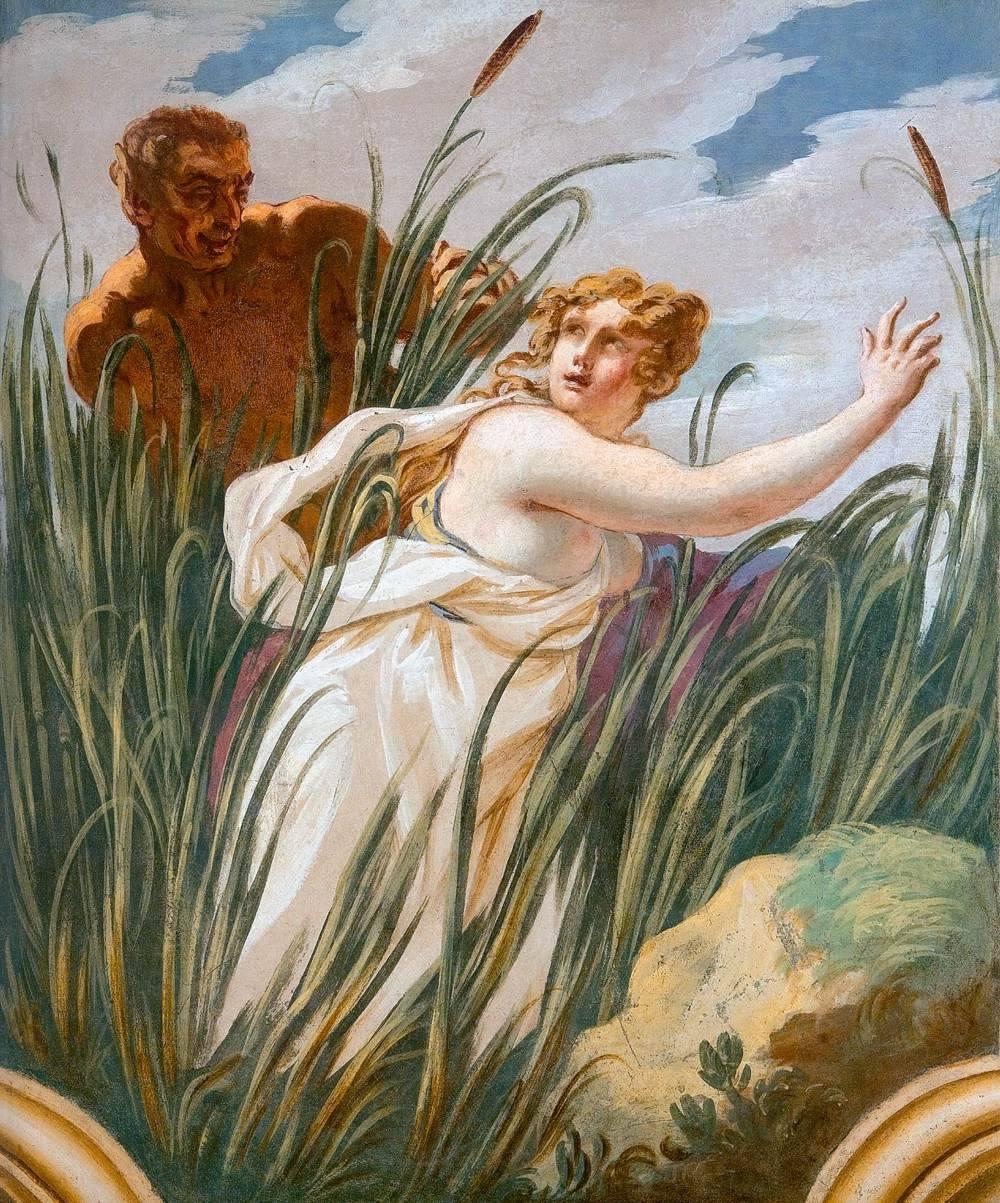 Нимфа – это дочь и хранительница природы :: syl.ru