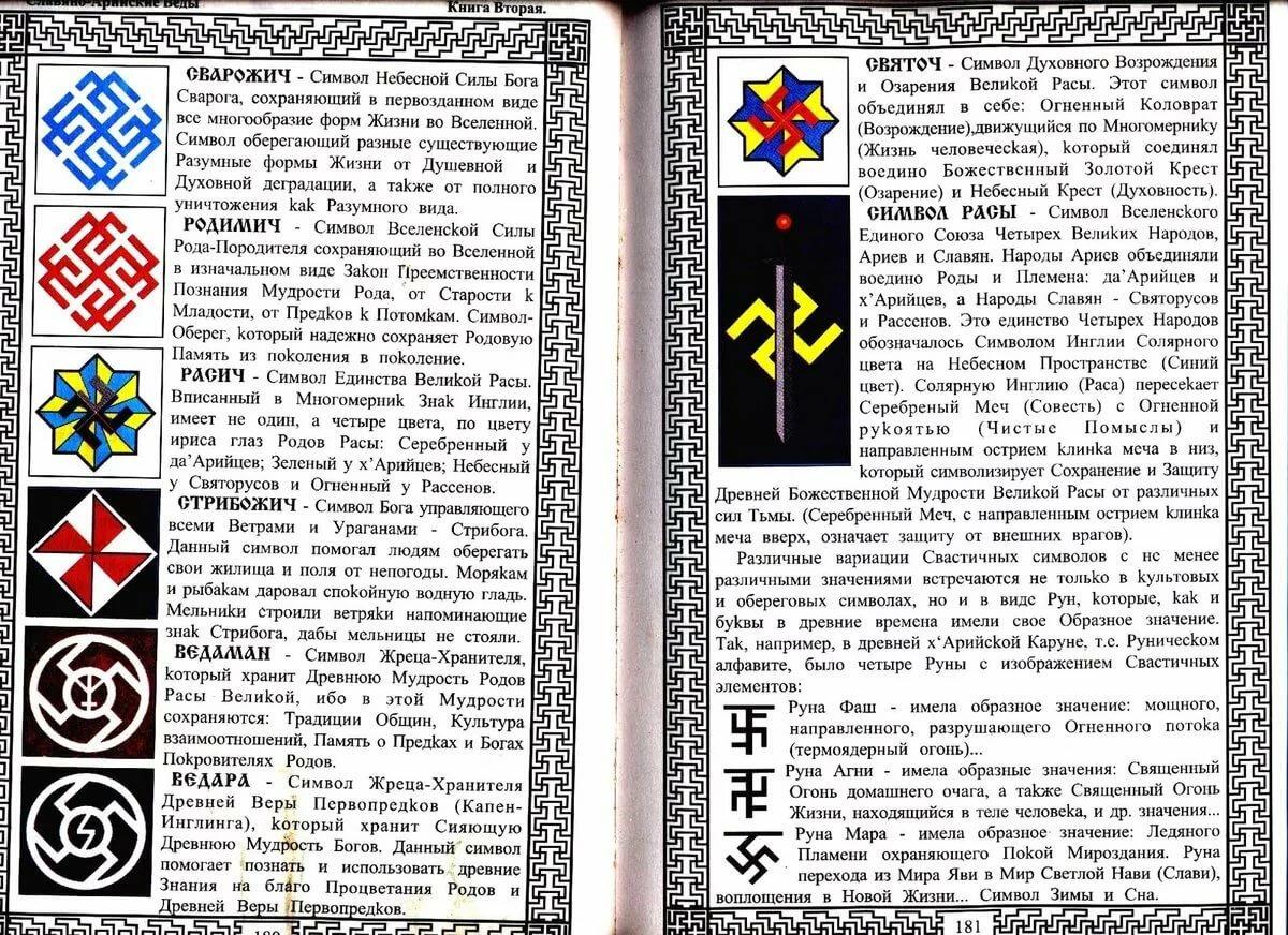 Как выбрать для себя славянскую руну-оберег