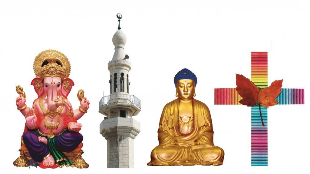 Авраамические религии - религии откровения: христианство, иудаизм, ислам - и дхармические религии