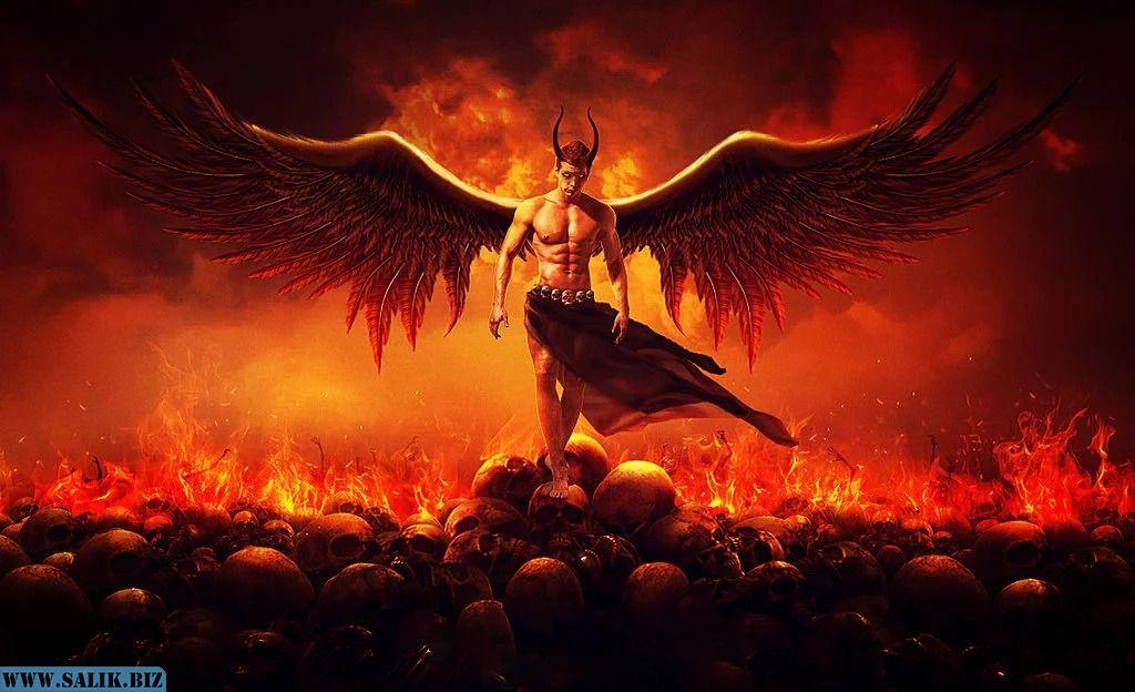 Падшие ангелы — викиариум warhammer 40k