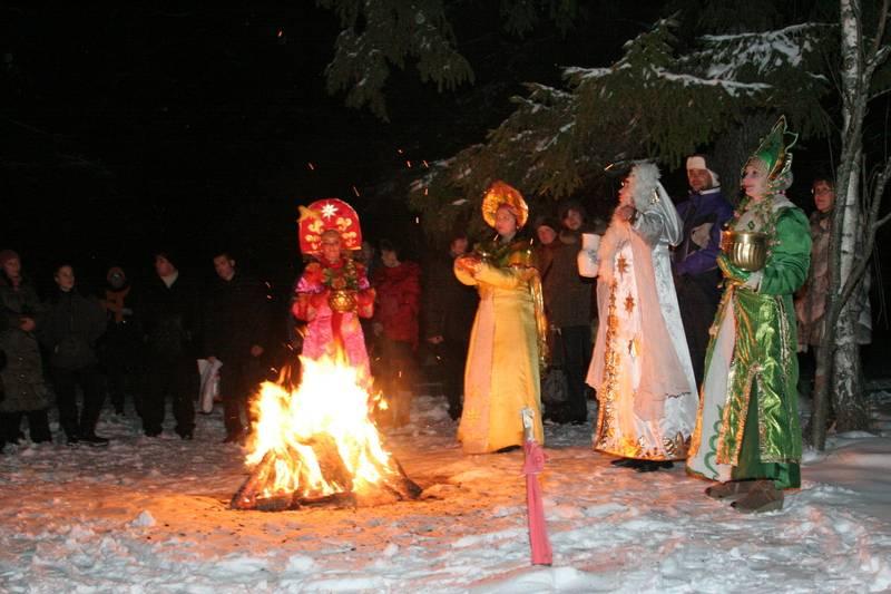 Магический праздник йоль - его традиции, обряды и ритуалы