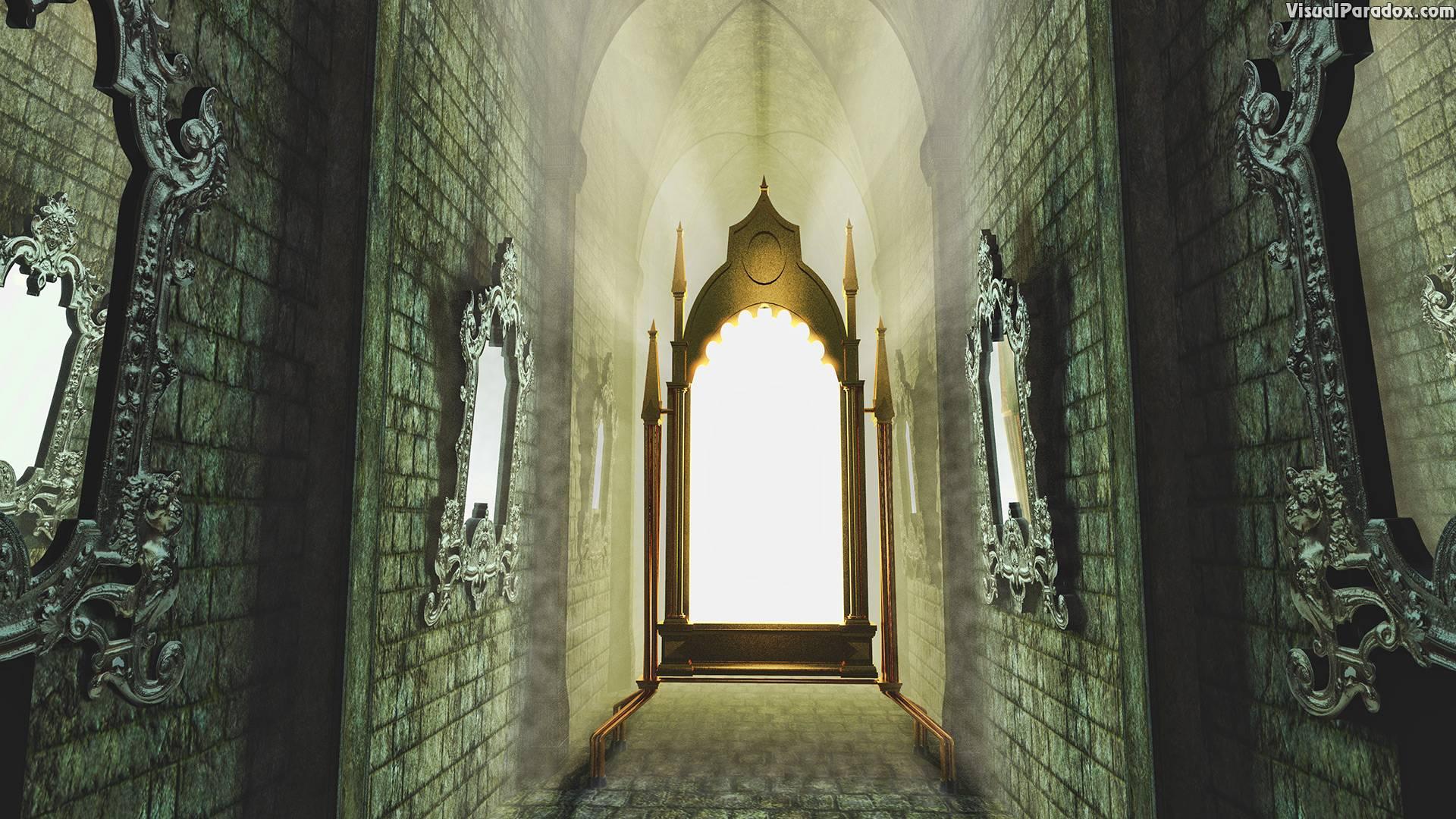 Магия зеркал - бесплатные статьи по магии дом солнца
