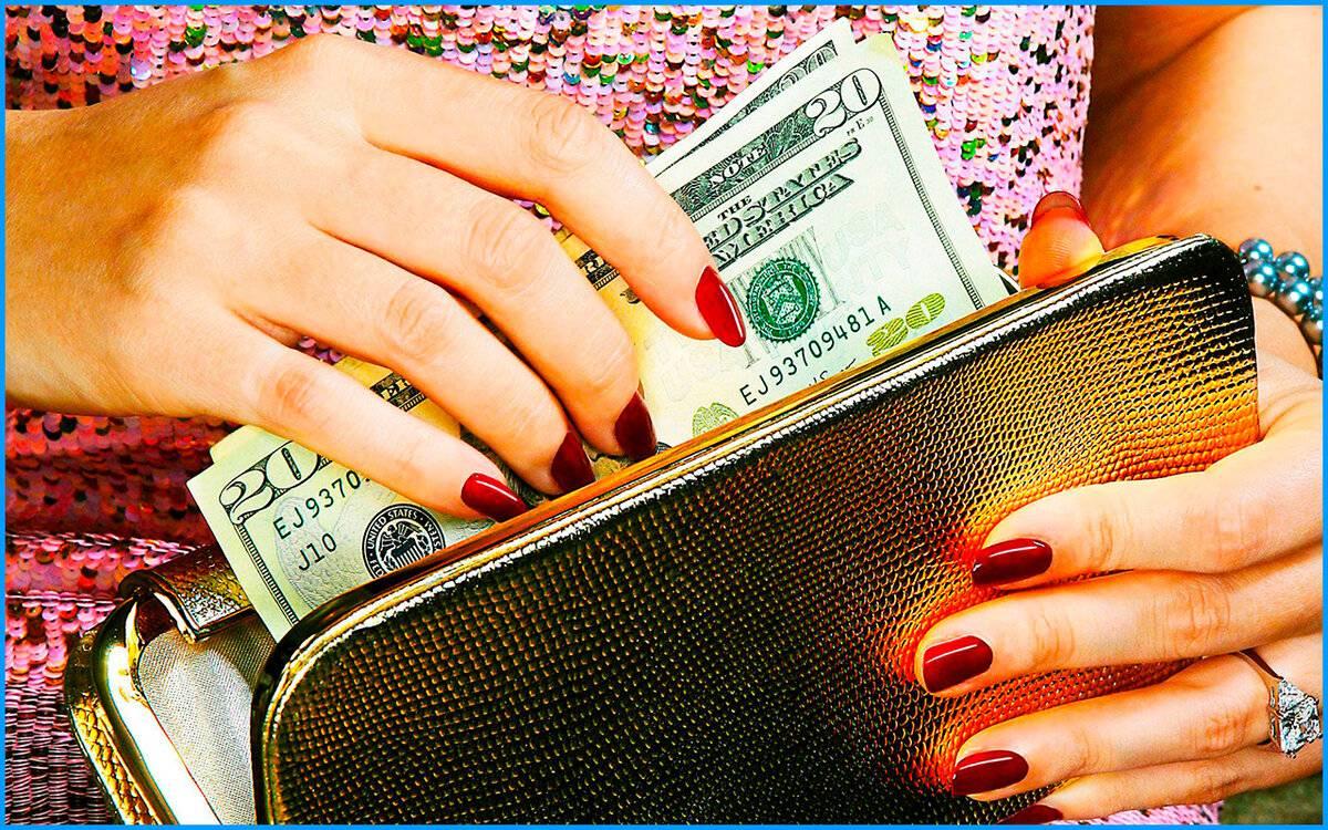 Цвет кошелька. как выбрать кошелек для привлечения денег, какого цвета он должен быть