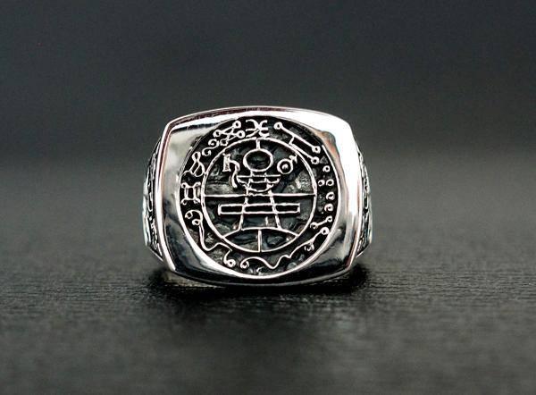 Надпись на кольце соломона в оригинале. притча и легенда