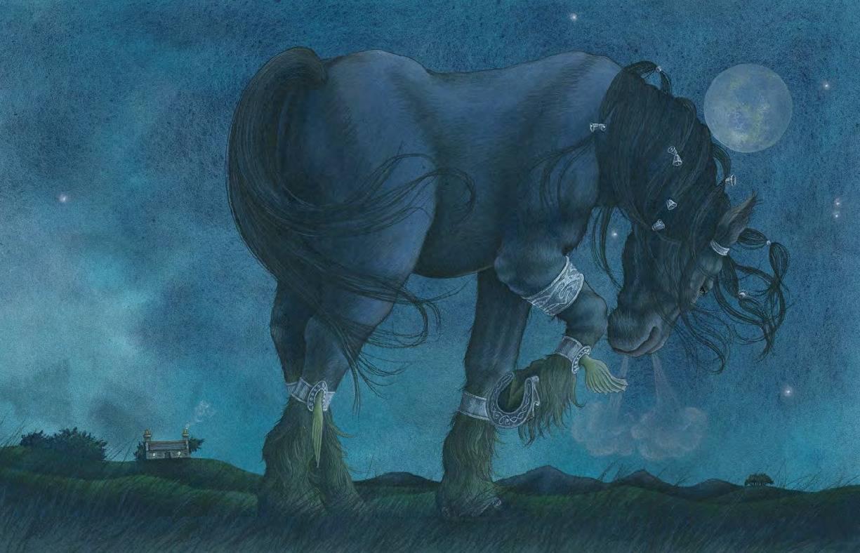 Водяная лошадь — википедия с видео // wiki 2
