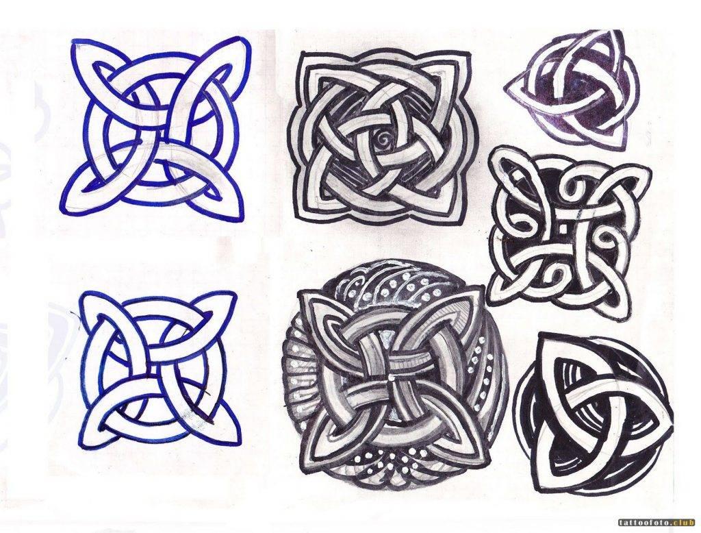 Кельтский крест: значение символа и татуировки. фото амулета и тату