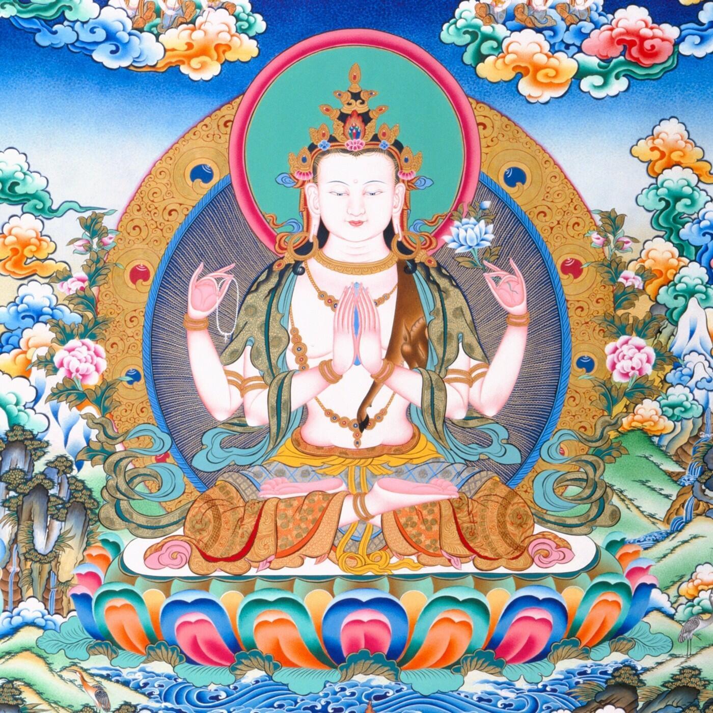 Мантра будды медицины: текст и перевод, слушать онлайн