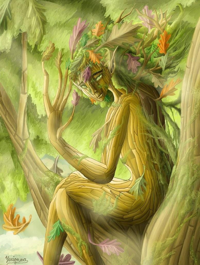 Black desert получить знание о древней диаде. дриады — обитательницы священных рощ и лесов