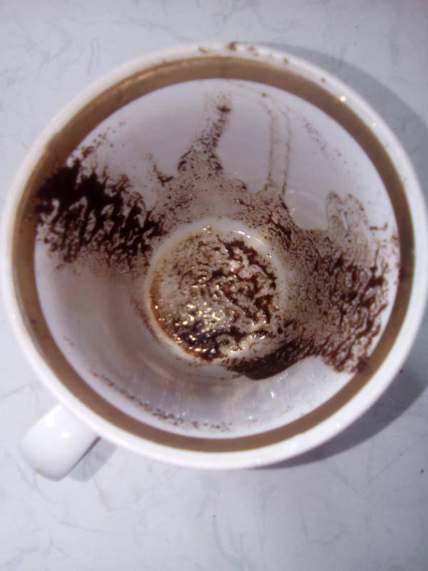 Гадание на кофейной гуще — тонкости восточного ритуала