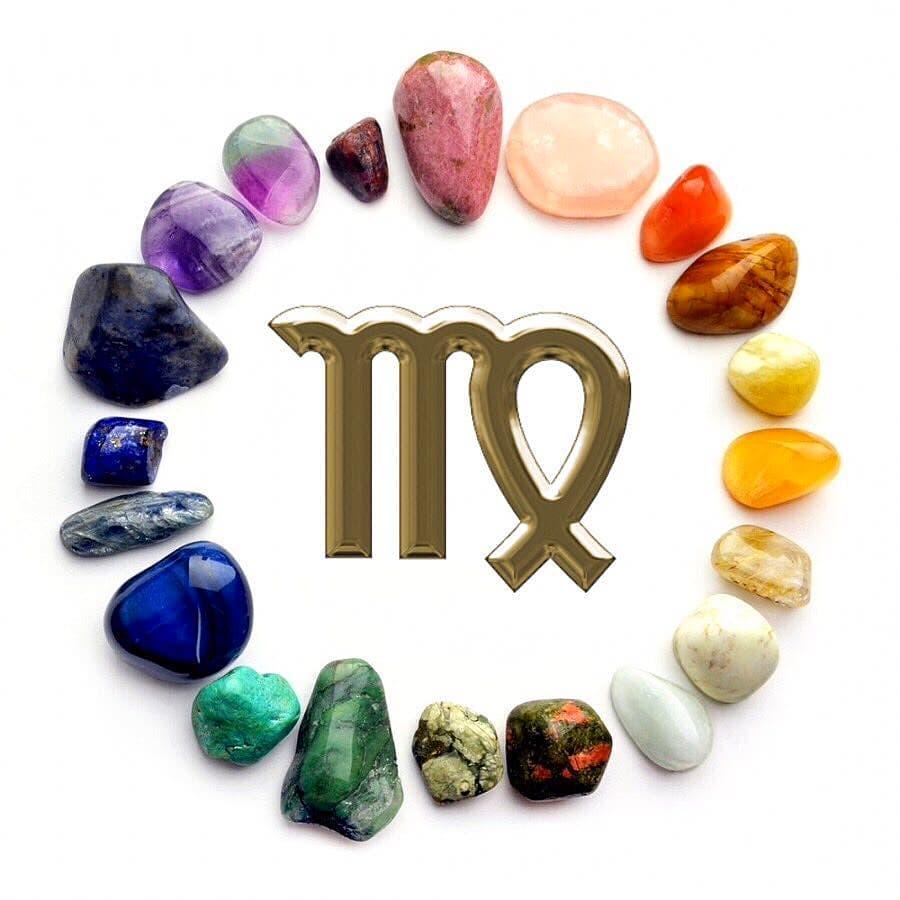 Камни, подходящие деве мужчине