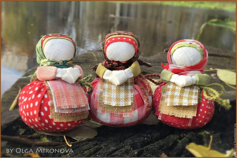 Кукла-оберег Благополучница