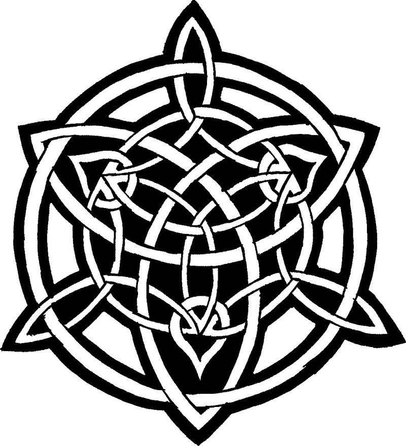 Кельтский крест – смысл и значение символа